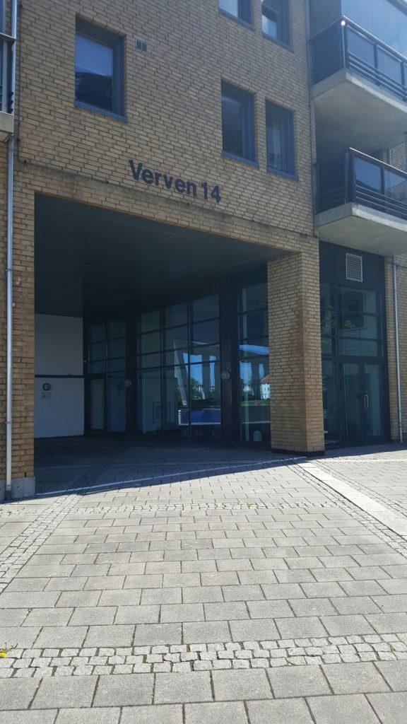 Senter for Tilpasset Opplærings kontor ved Verven, Stavanger